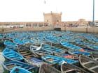 Le port d'essaouira - josé poulinot