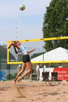 Beach volley - Matthieu Loizelet