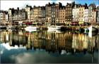 Port d'honfleur par Cedric VAN DE BEUQUE sur L'Internaute
