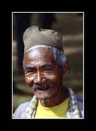 Paysan népalais - Loïc DESPRES