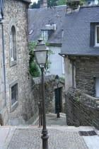 Venelle des vielles murailles - Hubert Guiziou