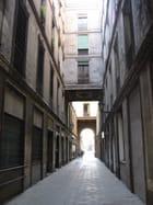 Ruelles dans le vieux barcelonne - Bruno VUILLAUME