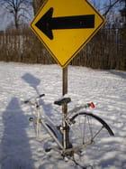 Le vélo sans issue - Justine BOYER