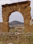 Porte romaine - Thierry COPPEAUX