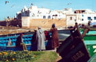 Dans le port d'Essaouira - Olivier POMMEROLLE