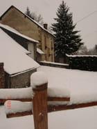 40 cm de neige !