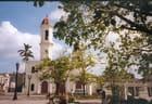 Eglise typique cubaine - Nicole SAMSON