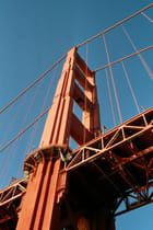 Golden Gate bridge - Melanie DESLIENS