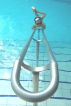 Le repos du petit nageur - Isabelle COULONJOU