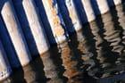 Reflet dans le port - Jean-luc ROLLIER