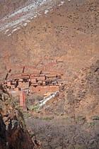 Village de l'atlas - Servane PAUCHENNE