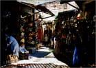 Dans les souks de marrakech - Claudine GAULIER-DENIS