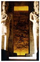 Abu simbel sauvé par l'Unesco - Wissam HAMID