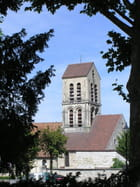 L'église st martin de verneuil - Gérard ROBERT