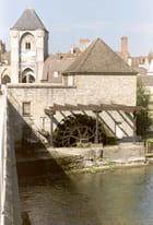 Roue du moulin - Camille DUCROT