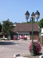 Mittelhausbergen, village fleuri - Baptiste RIVIERE