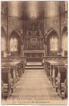 59 ANNAPES - Institution St-Jean - Choeur de la Chapelle