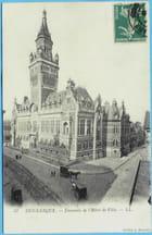 59 DUNKERQUE - Ensemble de l'Hôtel de Ville