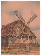 59 - EECKE - Le Vieux Moulin à vent