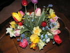 Bouquet de printemps - françoise olanier