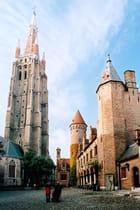 Bruges, notre-dame et gruuthuse mus par Henri MANGUY sur L'Internaute