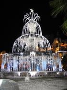 Fontaine lumineuse par michel cadieu sur L'Internaute