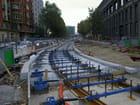 Contruction tramway - Yves PRADO