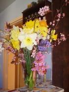 Bouquet de printemps - jacqueline camus