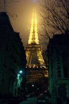 Paris by night - Olivier DELAHAYE