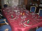 Table de noel par Michèle de PUYRAIMOND sur L'Internaute