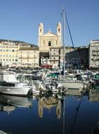 Bastia, l'église saint jean - Charles BERNARDINI