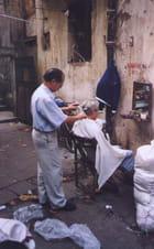 Séance de coiffure - Fabrice VILA