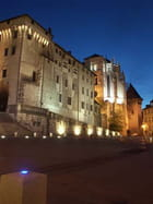 Le château de nuit - Michel ACCARY