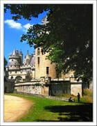 Le chateau de pierrefonds - Jean pierre TOLOMIO