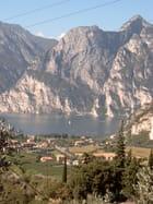 Lac de garde - Eliane DEGARDIN