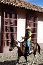 Cow boy cubain - Patrick ALVAREZ