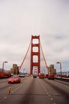 On the Golden Gate Bridge - Amandine JULLIEN