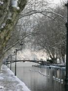 Pont des amours - Marylène SAUPIN