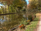 Canal de bourgogne en automne - Nelly GERMAIN