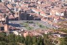 La place d'armes de Cuzco - Gérard RABASSE