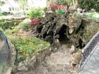 91 Arpajon : les jardins de la mairie