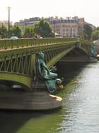 Pont Mirabeau - Jean-louis SOTTIAUX