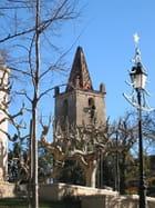 Le vieux clocher - Jean-pierre MARRO