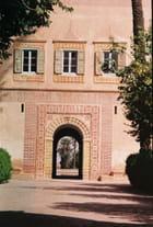 Porte ouverte sur la Ménara - Béatrice DIERCKX