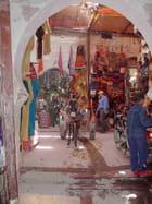 Souk Marrakech par Stephane CHAMBAREAU sur L'Internaute