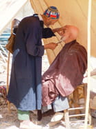 Le barbier du haut atlas - Benoît GILBERT