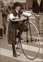 A Bi cyclette .....