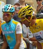 A.Contador et F. Cancellara