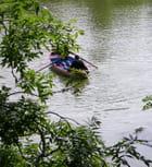 A deux sur le lac Daumesnil