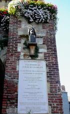 A la mémoire de Samuel de Champlain